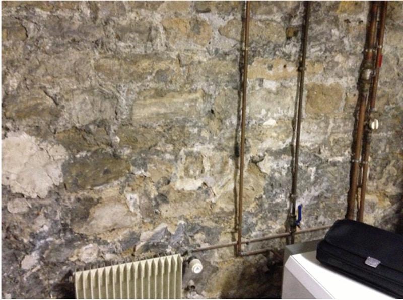 rénovation de votre habitation infiltration eau