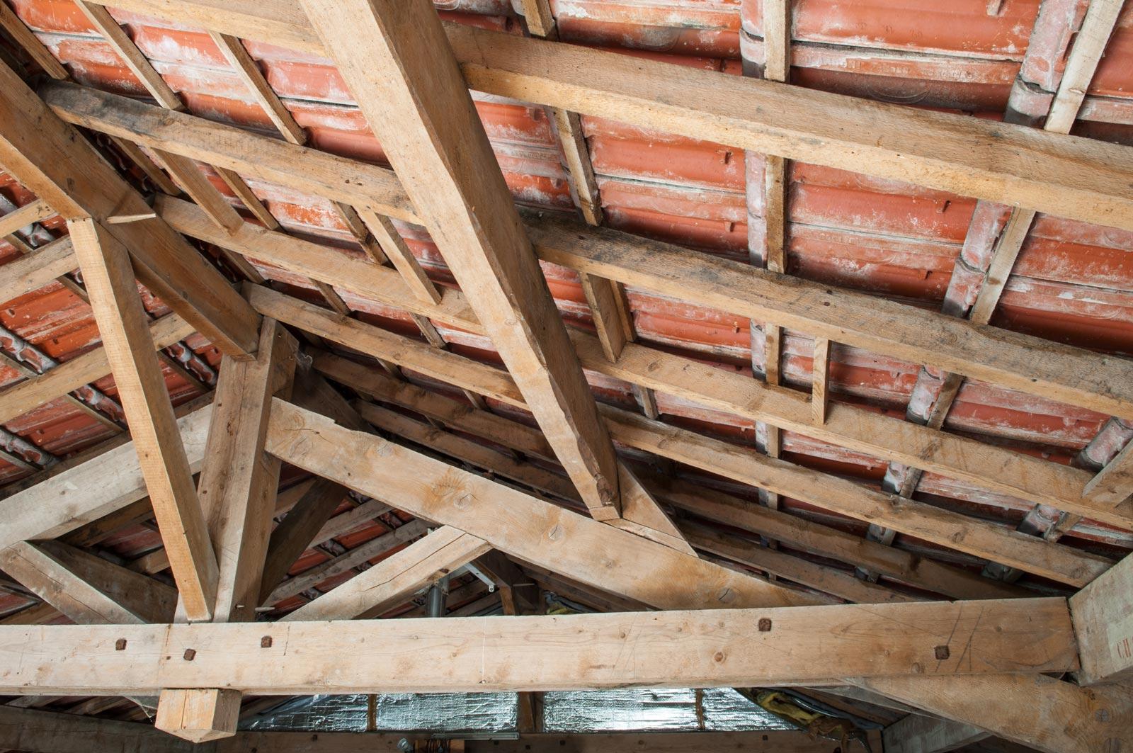 traitement des bois rénovation logement